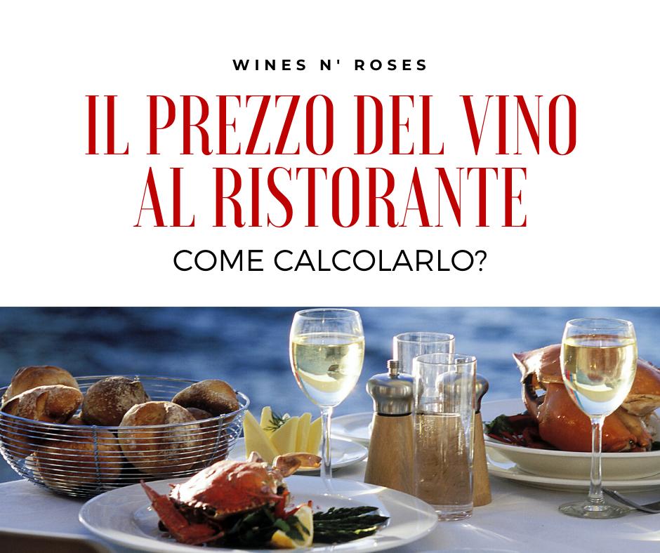 Ricarico del vino al ristorante