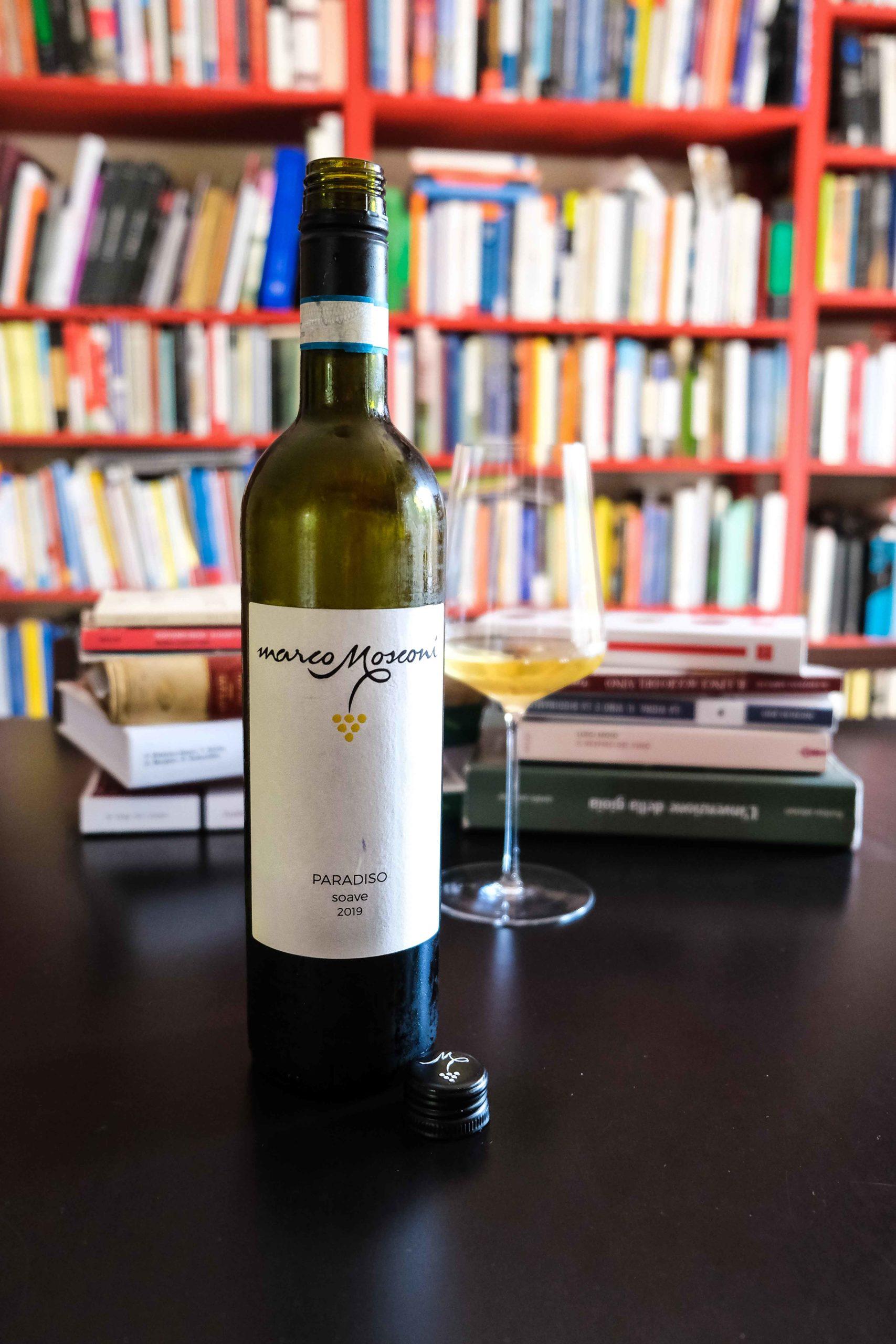 Bottiglia di Soae DOC di Marco Mosconi